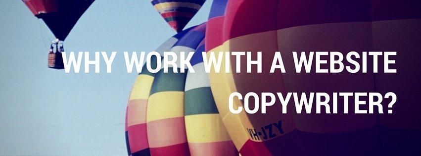 Why Work With a Website Copywriter-